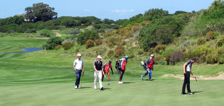 St Francis Origins of Golf 2015