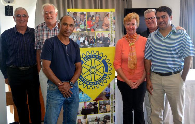 Rotary Makro Golf Tournament Winners