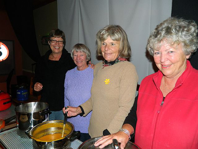 Cape St Francis Ladies Tea Club