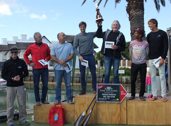 The Podium - Pam Golding Properties Canals Winter Challenge