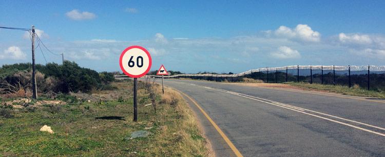 New 60k sign