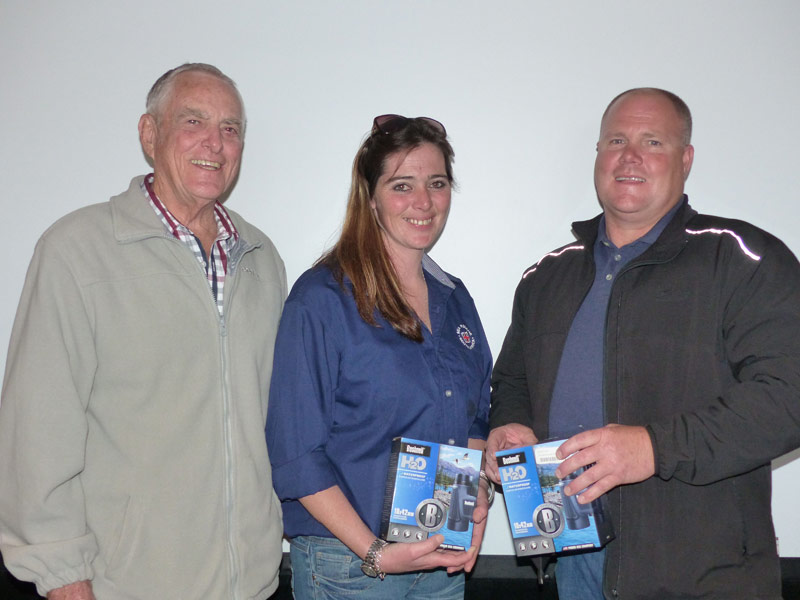 St Francis Bridge donates to NSRI