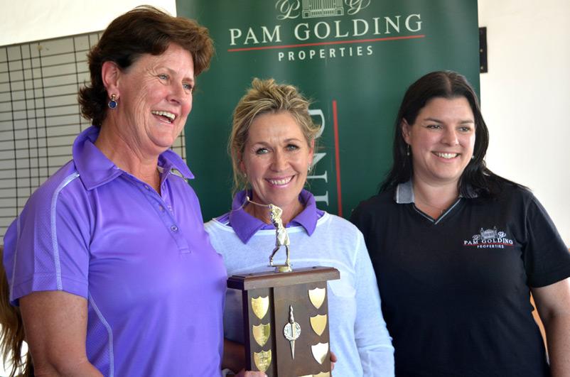 Winners of Pam Golding Ladies Open