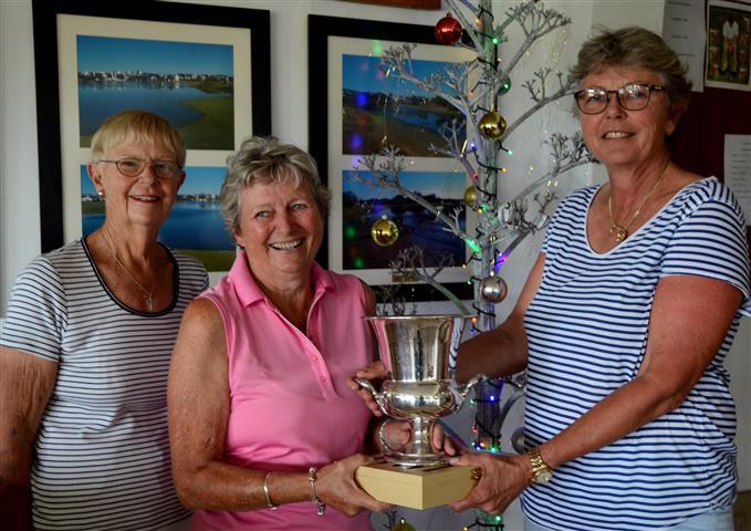 Kettlewell trophy at St Francis Bay Golf Club