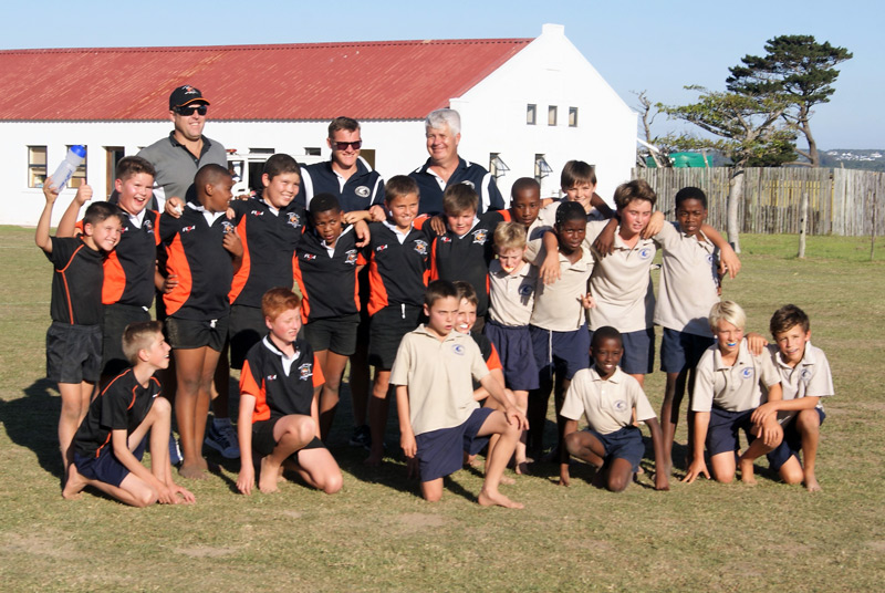 St Francis & Hermitage House Undar 12 Rugby