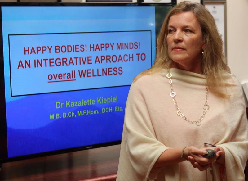 Dr Kaz - Happy Bodies - Happy Minds