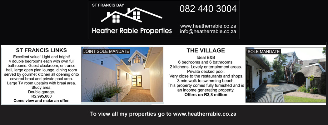 Chas Everett Properties - St Francis Bay