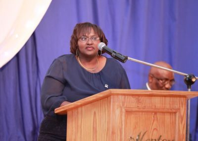 Pastor Margaret Jantjies