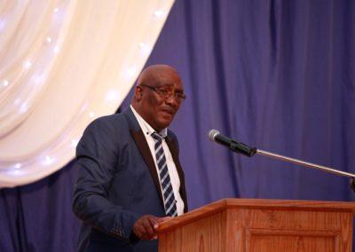 Pastor Andrew Vena