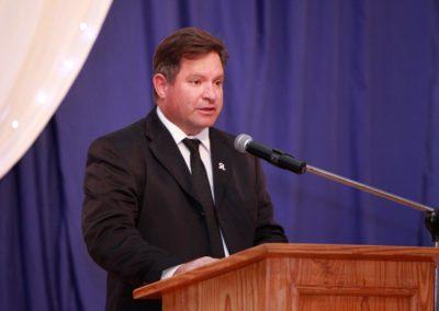 Municipal Manager Charl du Plessis