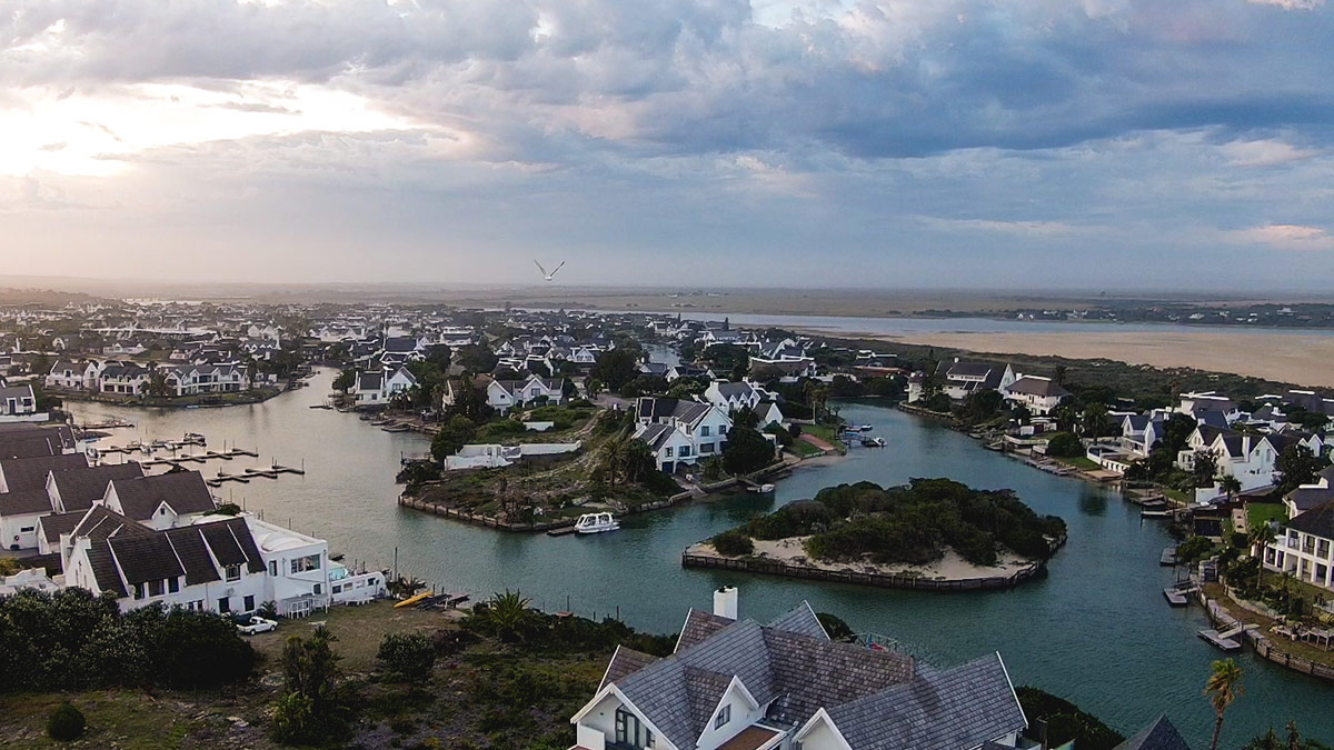 St Francis Bay Canals
