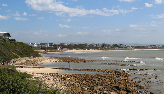 Granny's Pool, St Francis Bay as it was in 2020