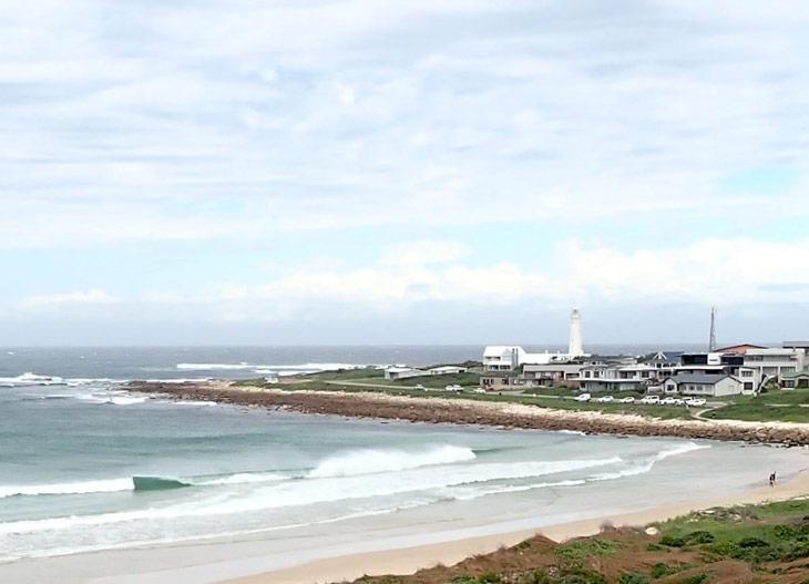 Cape St Francis Beach now