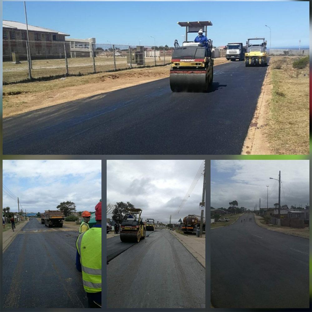 Kouga road network repairs