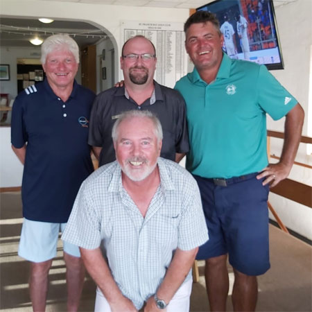 St Francis Bay Golf Club - Toyota Betterball
