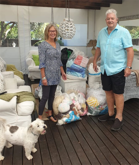 Rotary St Francis donate Jungle Gym for Hankey kids