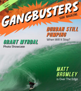 Gangbuster June Edition Online surfing mag
