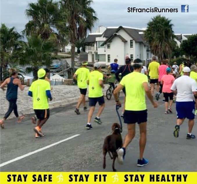 St Francis Runners Fun Run 2021